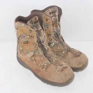 Guide Gear Camouflage Hunting/Hiking Boots sz 10EE